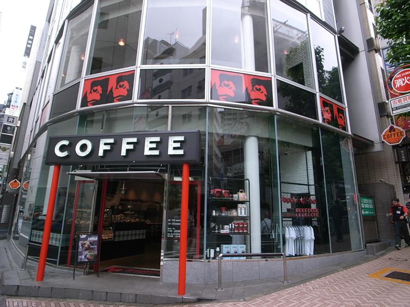 【東京リノ日和3】東京で探すブルックリンスタイル~GORILLA COFFEE~